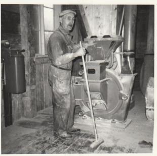 Erland Andersson - Mjölnare