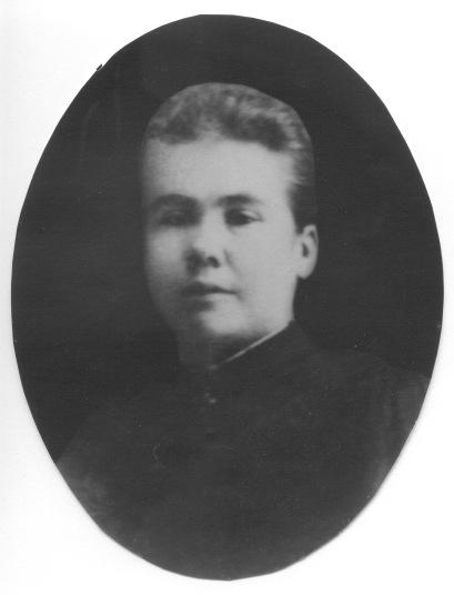 Hilda Alfrida Fransdotter