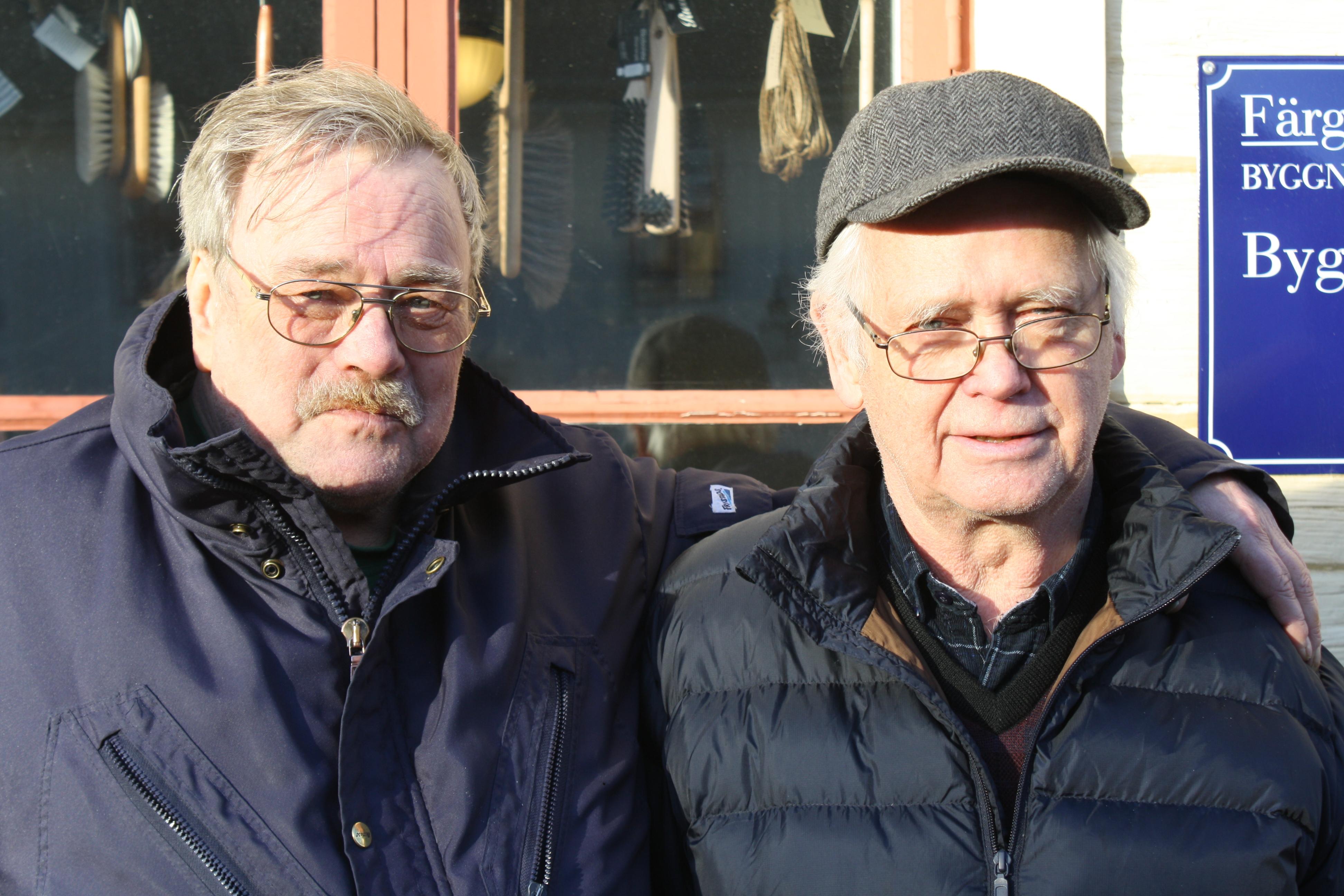 Ingemar Söderberg & Ken Malmén