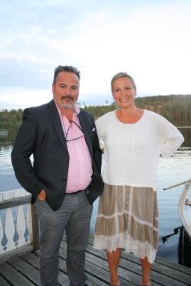 Syskonen Jonas & Monica 2015-08-11