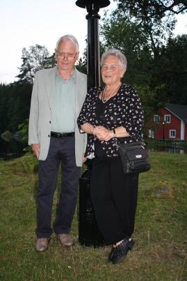 Ken & Görel Malmén 2015-08-11