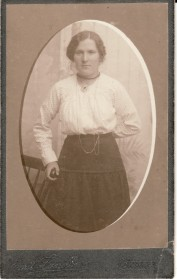Maria Henriksdotter (Gift Andersson)